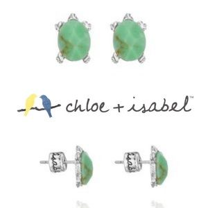 Chloe + Isabel Turtle Stud Earrings